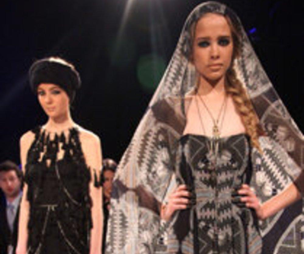 Mara Hoffman zeigt sich orientalisch