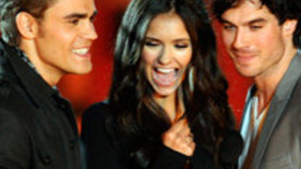 Vampire Diaries: Gieriges Verlangen