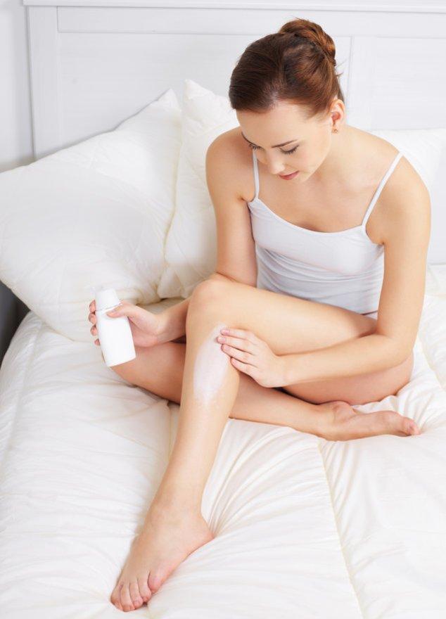 Bodylotion ist ein Muss für trockene Haut