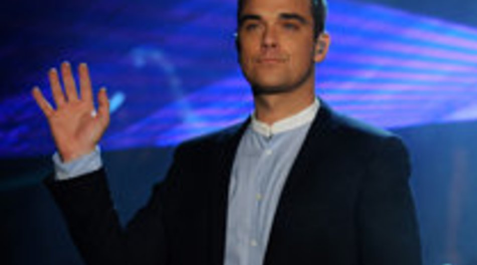 Robbie Williams: goldenes Comeback