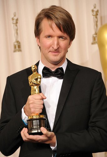 Tom Hooper: Beste Regie für The Kings Speech