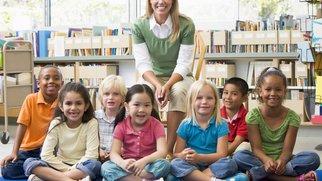 Abschiedsgeschenk im Kindergarten