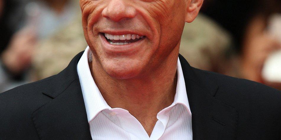 Jean-Claude Van Damme ist ein Arbeitstier