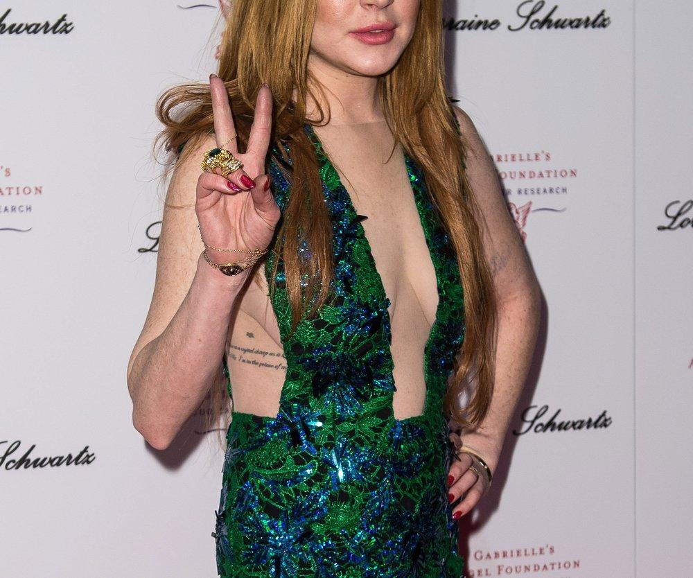 Lindsay Lohan erlebt ein Shopping-Desaster