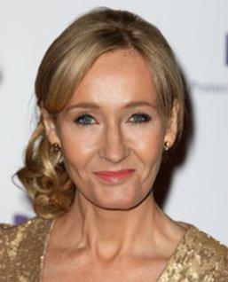 JK Rowling bei einer Gala