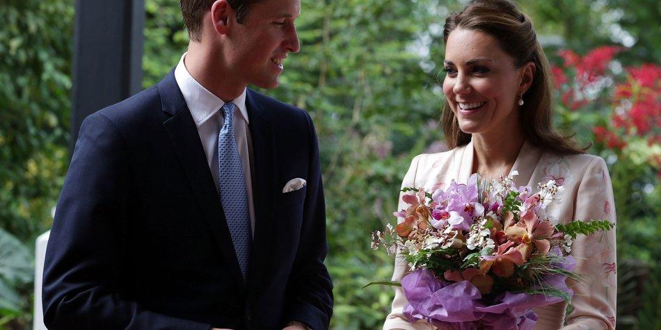 Kate Middleton: Das Baby ist da!