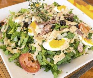 Dressing griechischer Salat
