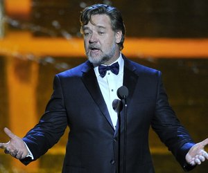 Russell Crowe ist sauer