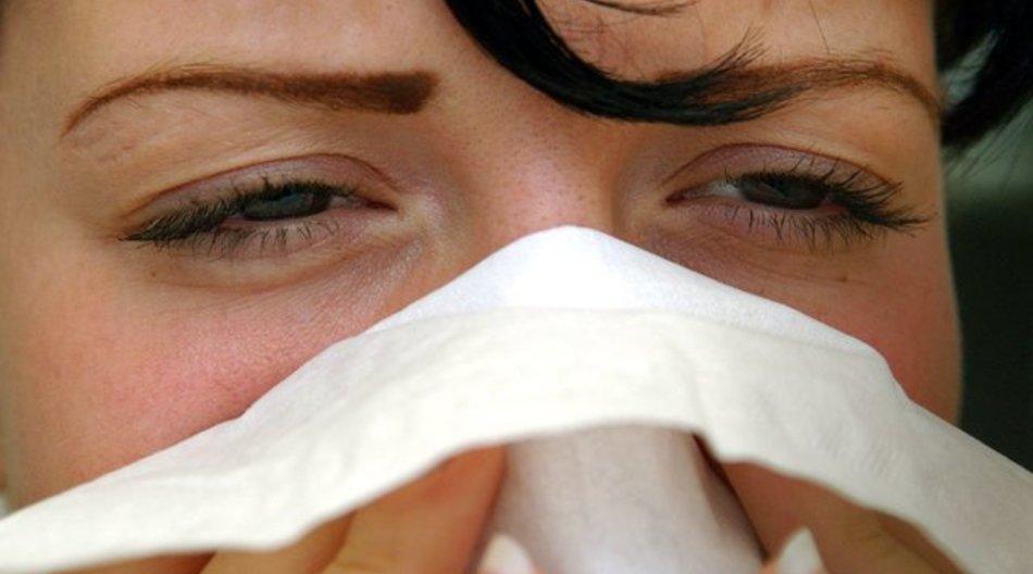 Die Grippe kann auch im Sommer zuschlagen.