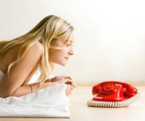 Warum ruft Ihr nie an?