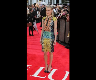 """Taylor Schilling bei der """"The Lucky One""""-Premiere"""