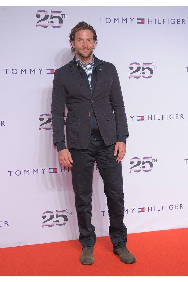 Bradley Cooper ist clean und trocken