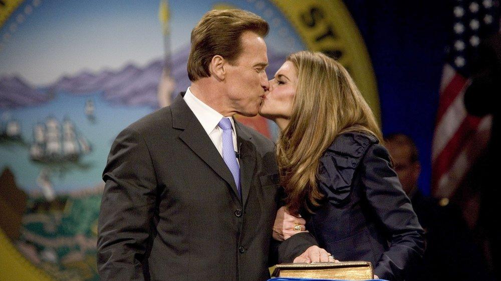 Arnold Schwarzenegger und Maria Shriver – Das Ende