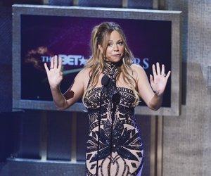 Mariah Carey dankt Gott