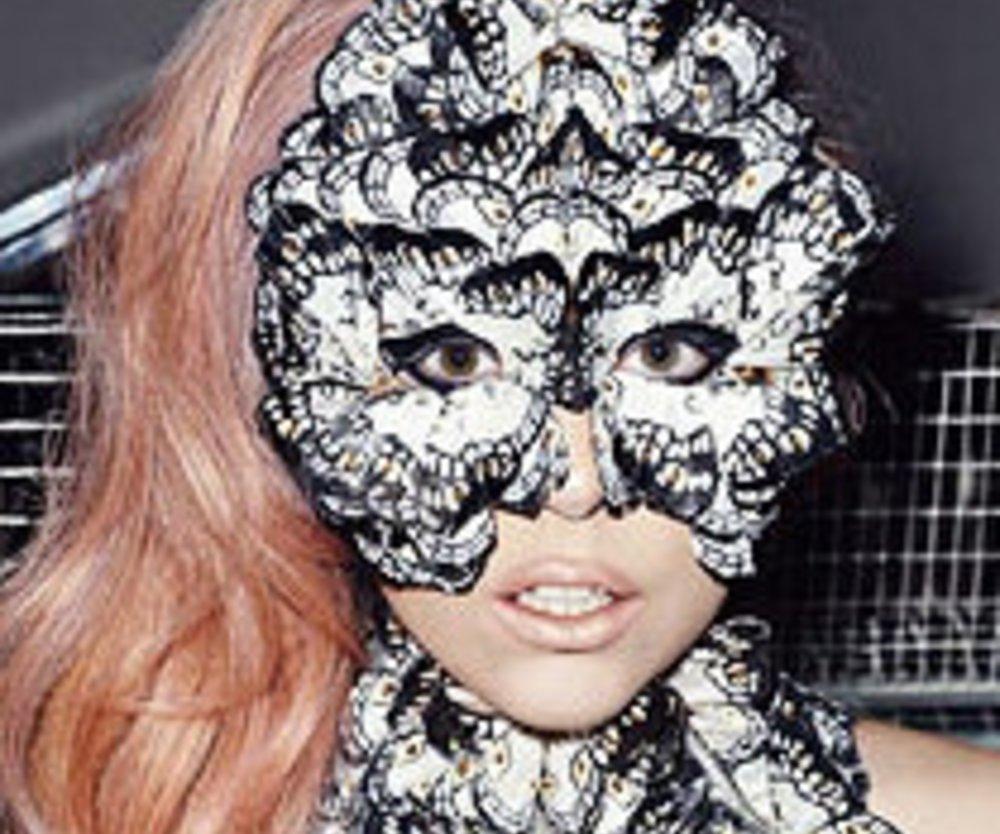Lady Gaga: Alexander McQueen leitete sie!