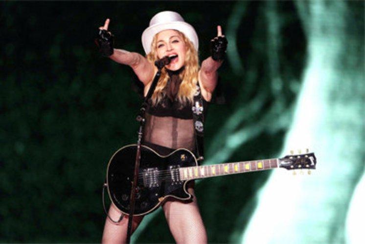 Madonna: Viel Show