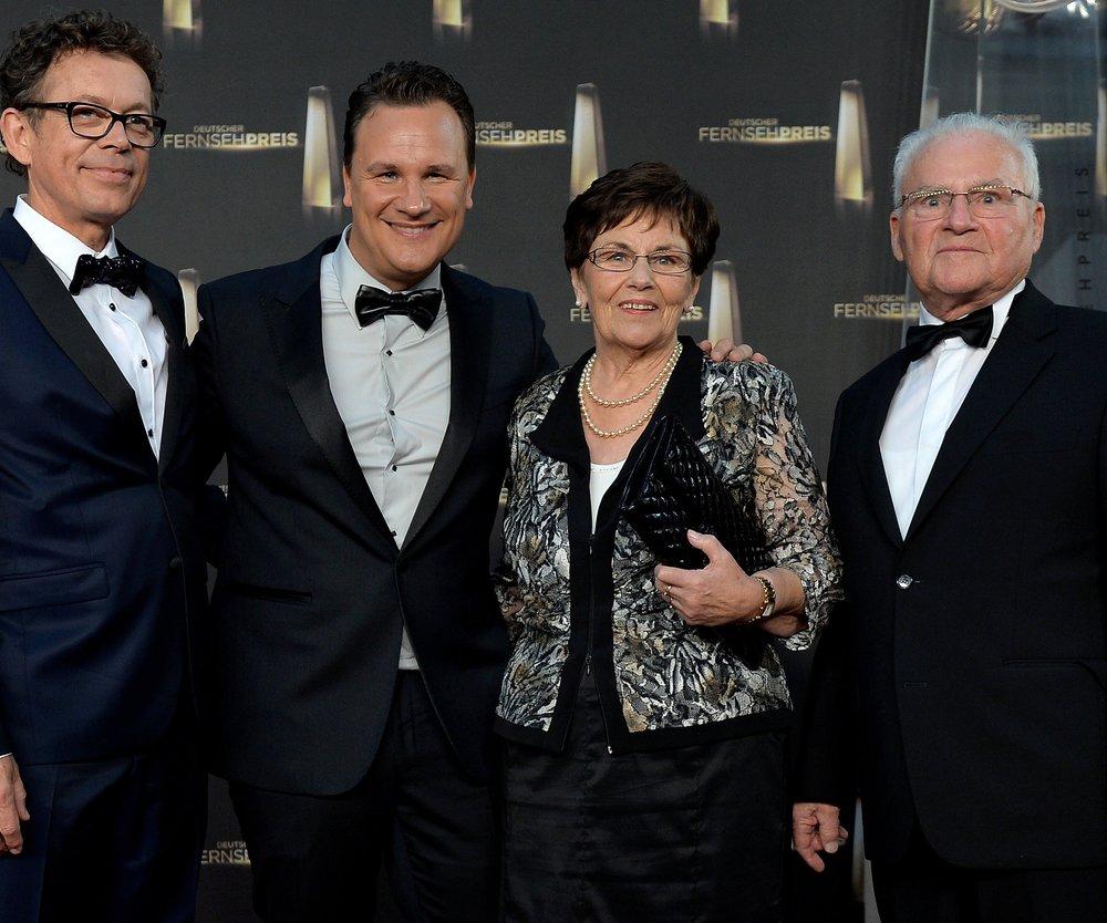 Deutscher Fernsehpreis: Das sind die Gewinner