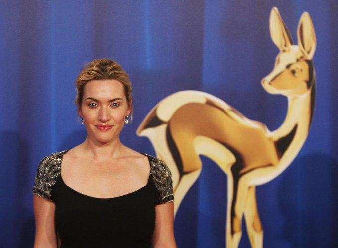Kate Winslet bei der Bambi Verleihung.
