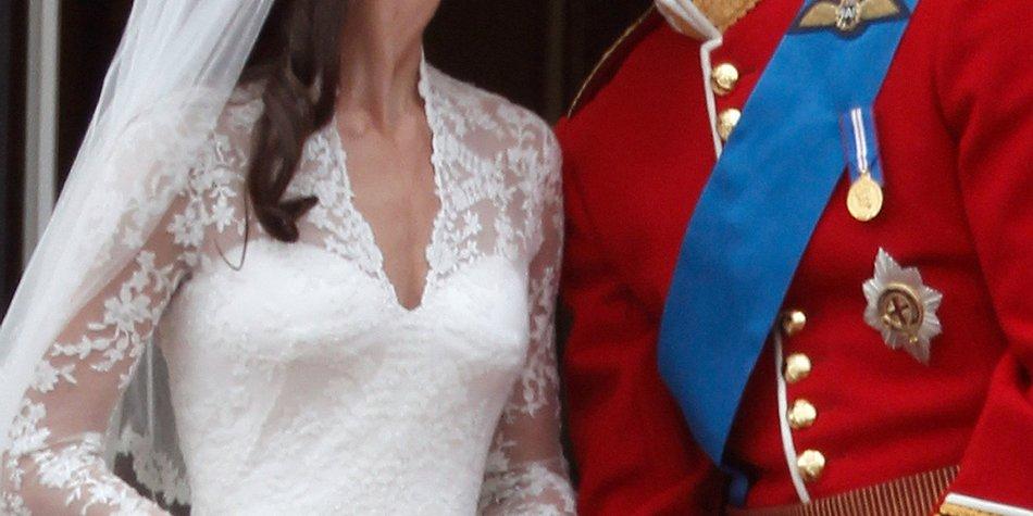 Kate Middleton und Prinz William als Barbiepuppen