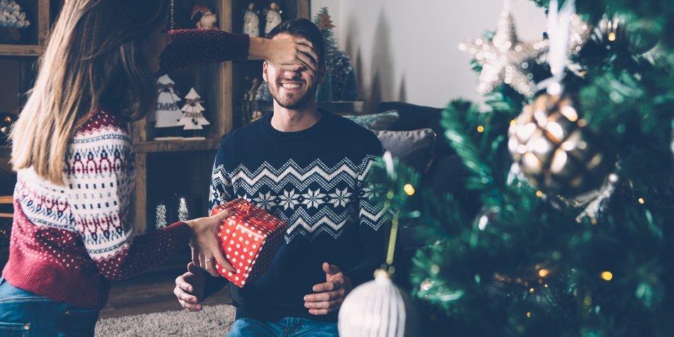 Fernbeziehung Geschenk