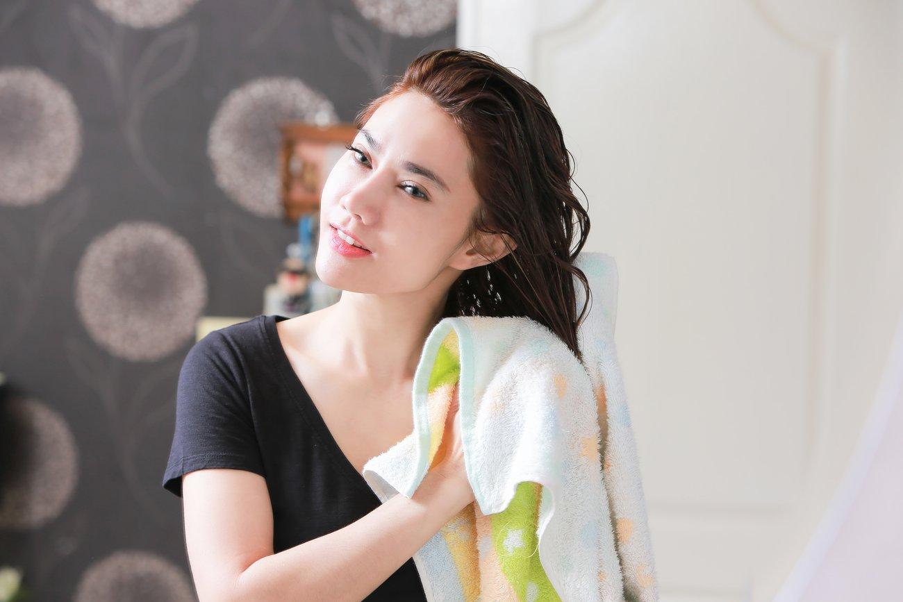 Hausmittel für dickeres Haar