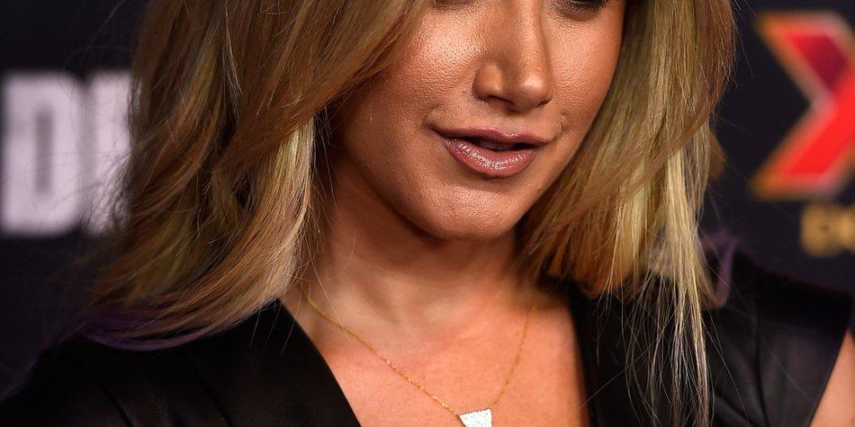 Ashley Tisdale plagt die Sehnsucht