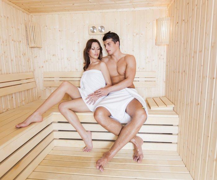 Sex in der Sauna