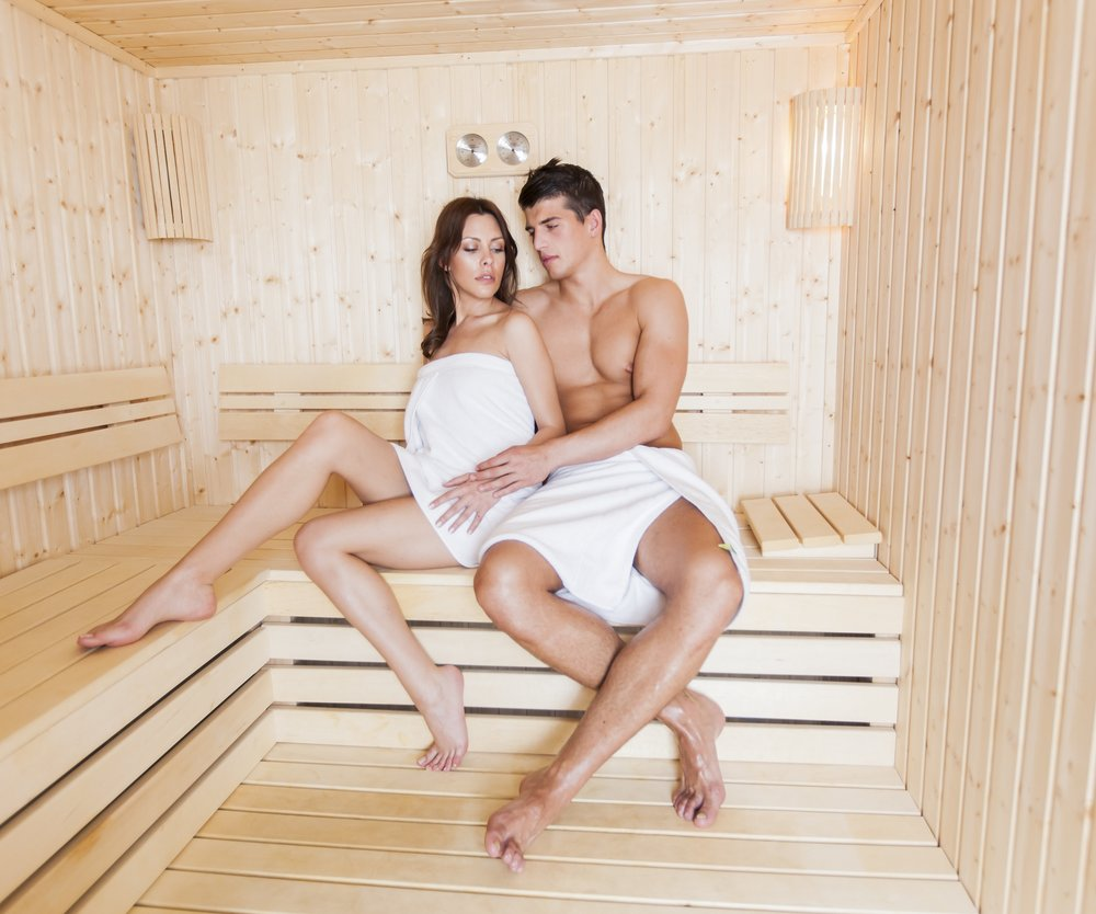 Sex in der Sauna