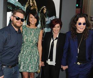 Sharon Osbourne sieht Sohn Jack als Kämpfer