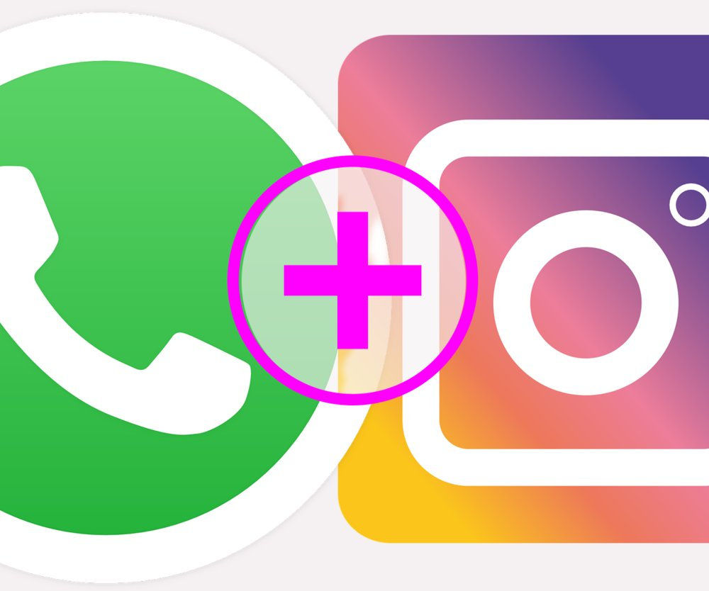 whatsapp x insta
