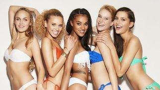 Elena, Taynara, Jasmin, Kim und Fata treten im großen Finale gegeneinander an.