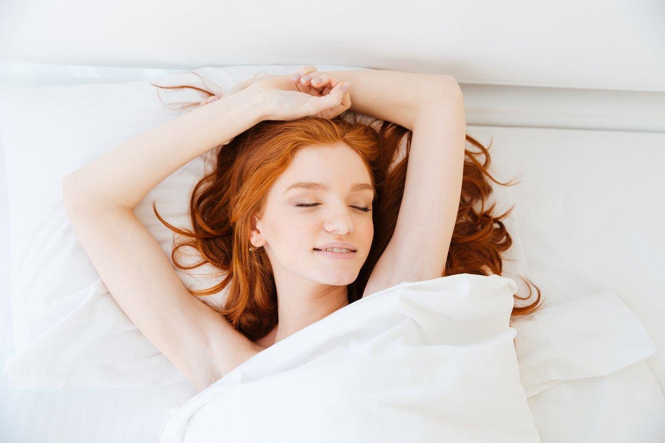 Durch Clean Sleeping sollst Du einen erholsameren Schlaf bekommen und leichter abnehmen.