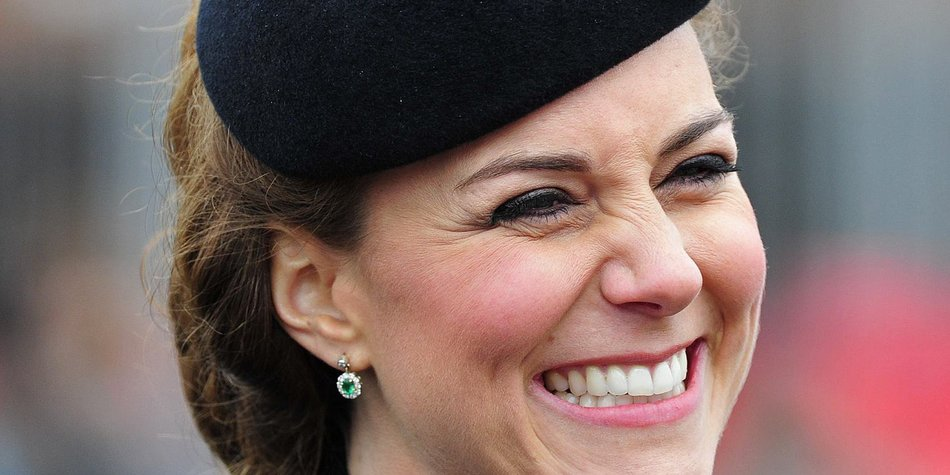 Kate Middleton wird zum Stresstest