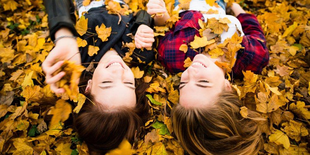 Eklige Dinge im Herbst