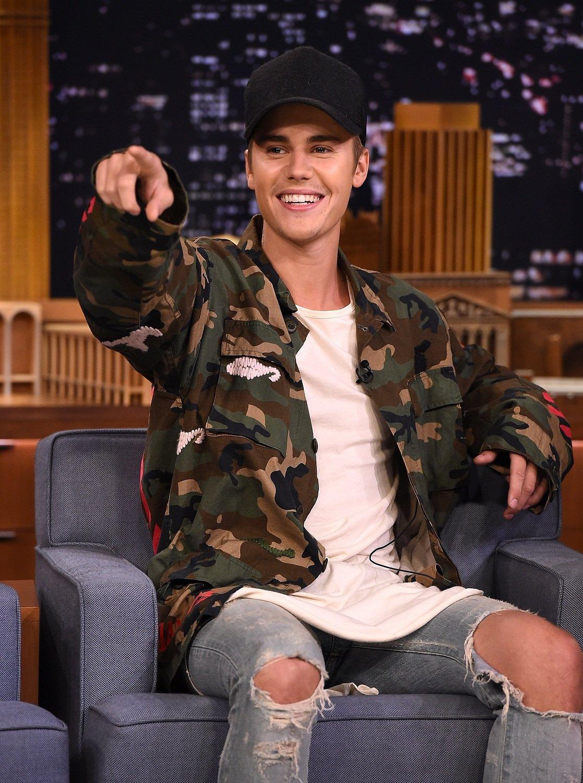 Justin Bieber zeigt sich erstaunlich offen