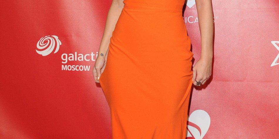 Katy Perry lässt sich von Russell Brand trösten