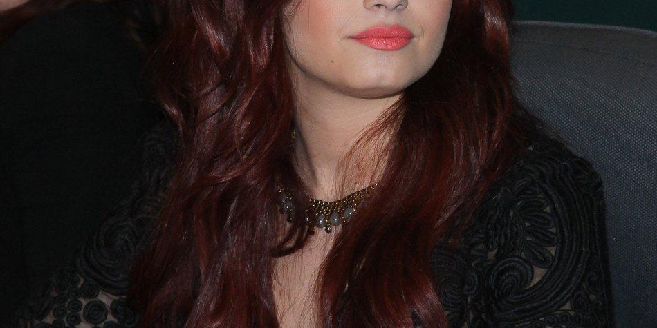 Demi Lovato hat Liebeskummer?