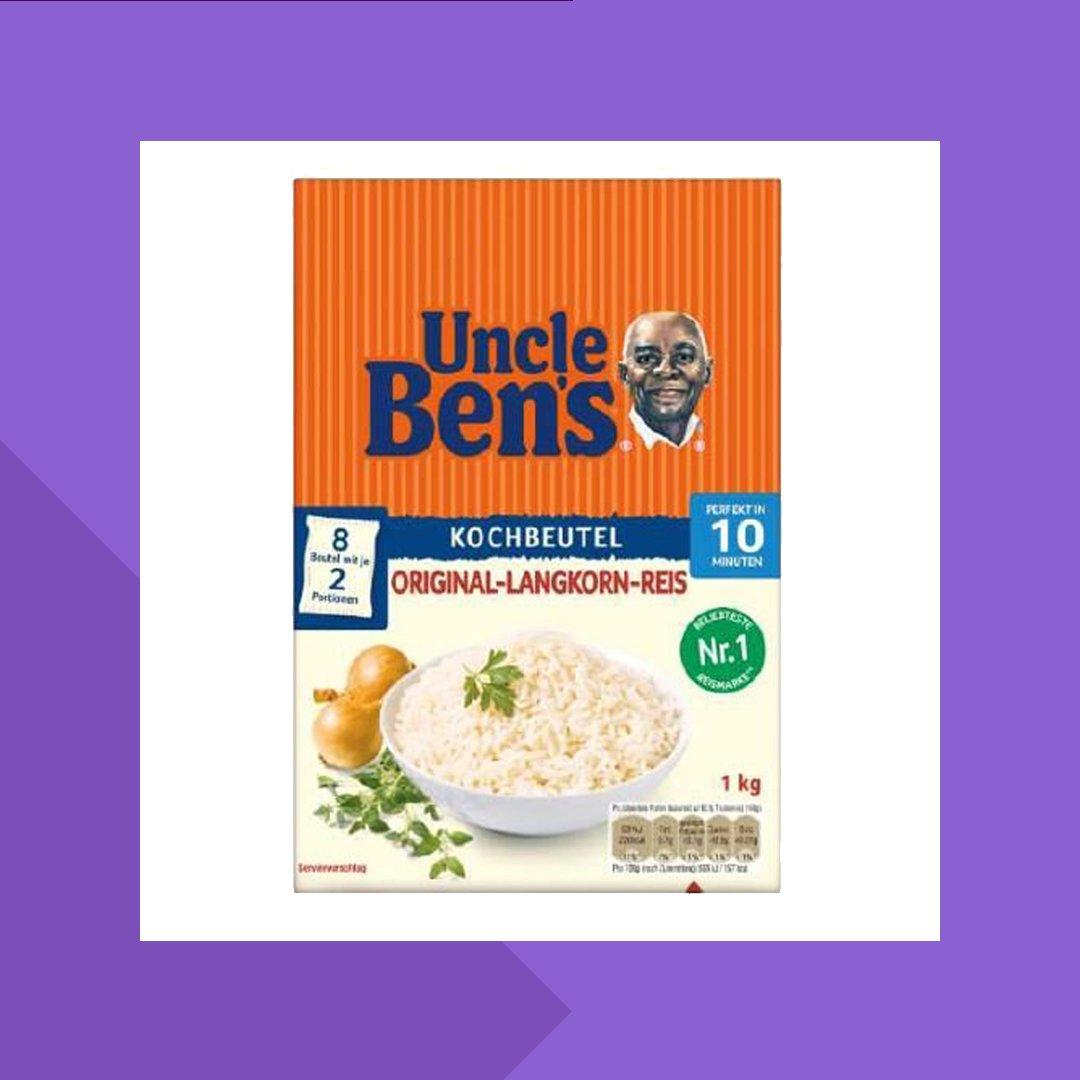 Rückruf Uncle Ben's Reis