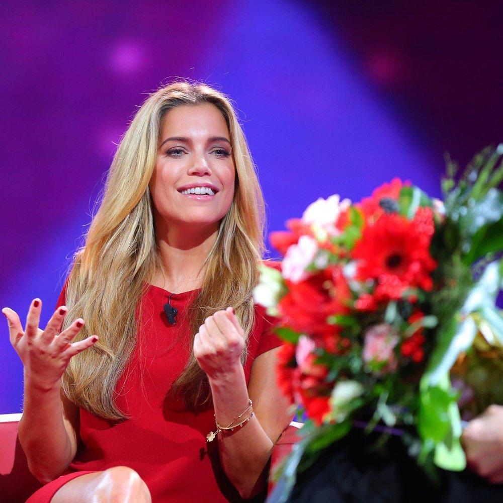 Sylvie van der Vaart zeigt sich selbstkritisch