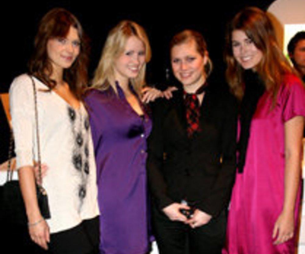 Susi goes Fashion Week