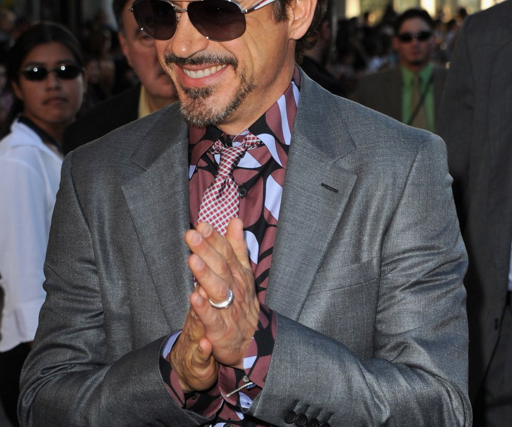 Robert Downey Jr. wird Papa