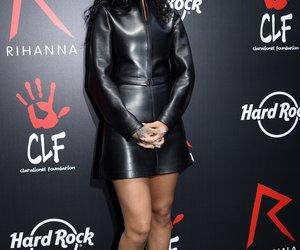 Rihanna: Sexy mit Strumpfmaske