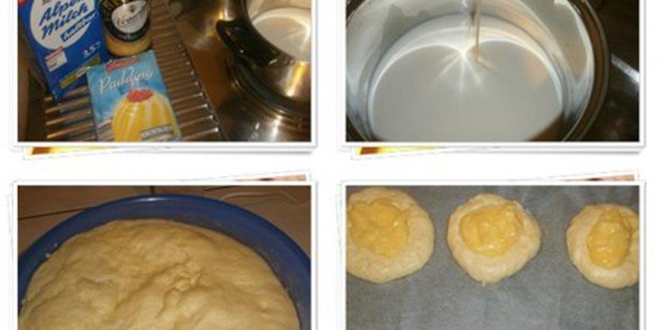 Pudding Schnecken Verpoortet