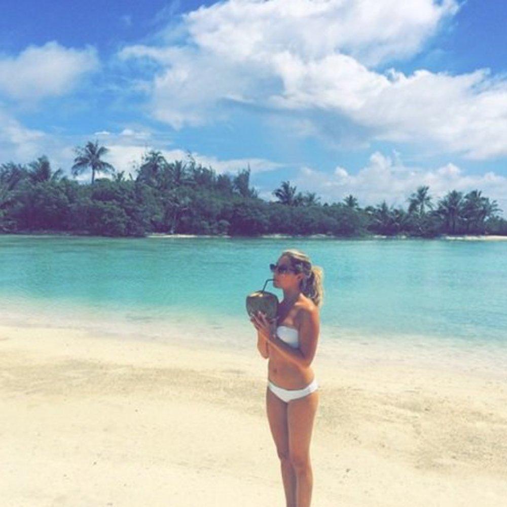 Ashley Tisdale sendet heiße Grüße aus den Flitterwochen