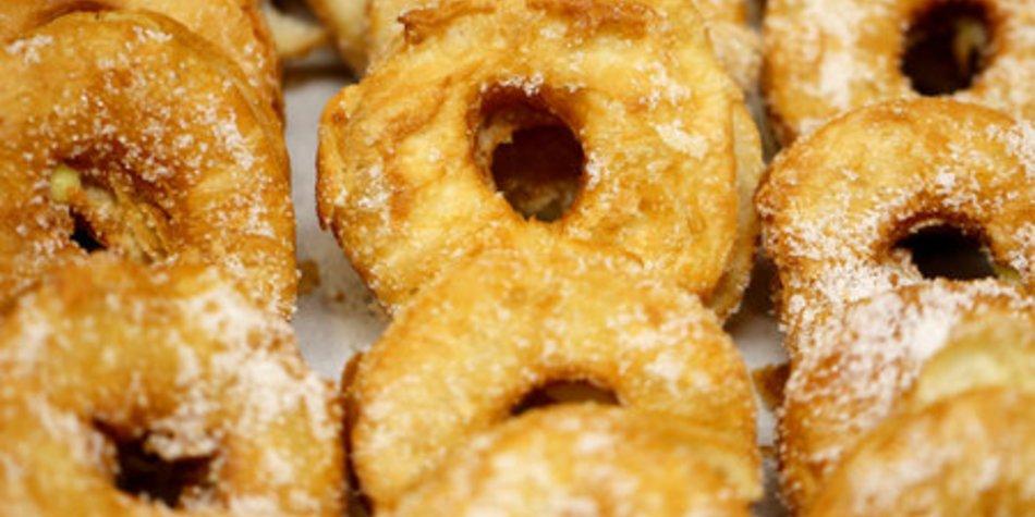 Donuts ohne Donutmaker