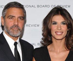 George Clooney: Elisabetta lässt tief blicken!