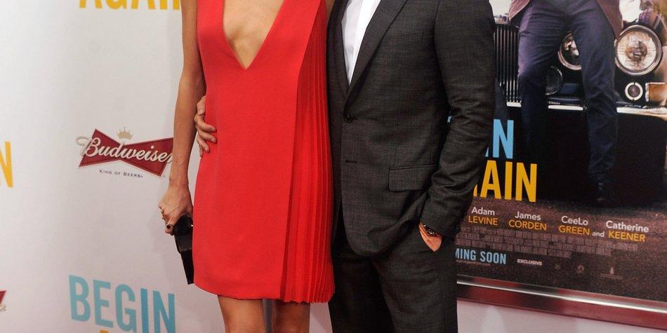 Adam Levine und Behati Prinsloo haben geheiratet!