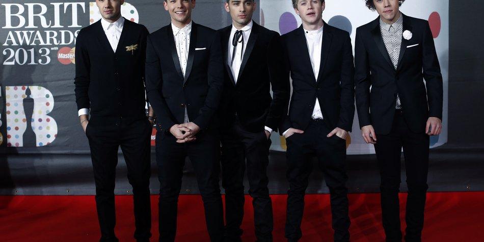 "One Direction: ""Best Song Ever"" bricht Rekorde"