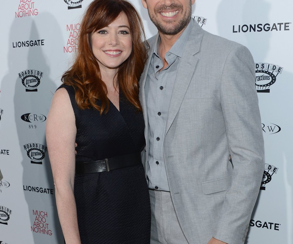 How I met your Mother: Alyson Hannigan heiratet zum zweiten Mal!