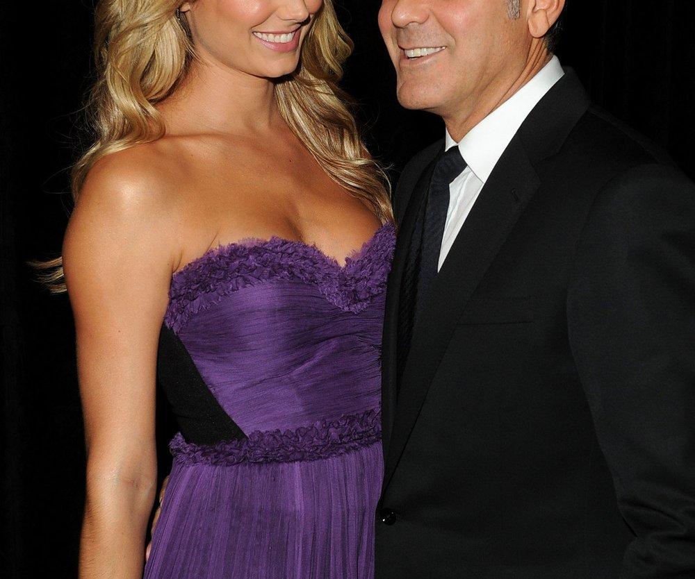George Clooney Freundin wird teuer